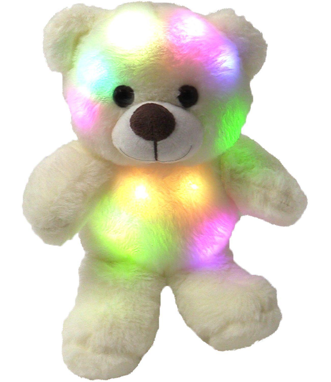 The Noodley Light Up Rainbow Teddy Bear Mom Baby Set Stuffed Animal Plush Sleep Toy For Todd In 2021 Rainbow Teddy Bear Teddy Bear Stuffed Animal Bear Stuffed Animal [ 1500 x 1300 Pixel ]