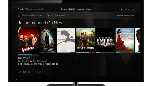 Introducing X2 The Next Generation Of Comcast S X1 Entertainment Operating System Tv Design Comcast Entertaining