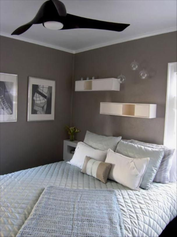 Gray Bedroom Decorating Ideas | Bedroom | Pinterest | Paint Colors