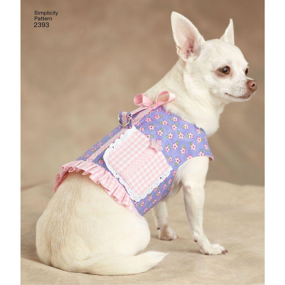 Dog Sewing Patterns Custom Design