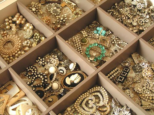 New Storage for Old Treasures by andrea singarella, via Flickr