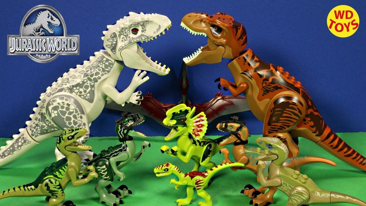 9 Awesome Lego Dinosaur Toys Jurassic World Original Velociraptor I Lego Jurassic World Dinosaurs Lego Dinosaur Dinosaur Toys Jurassic world es la nueva película de la saga más conocida sobre dinosaurios y la sucesora de las primeras tres películas de la saga jurassic park. 9 awesome lego dinosaur toys jurassic
