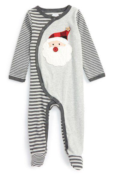mud pie mud pie alpine santa footie baby boys available at nordstrom christmas pajamasthe - Mud Pie Christmas Pajamas