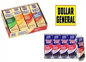 Dollar General Lances Crackers
