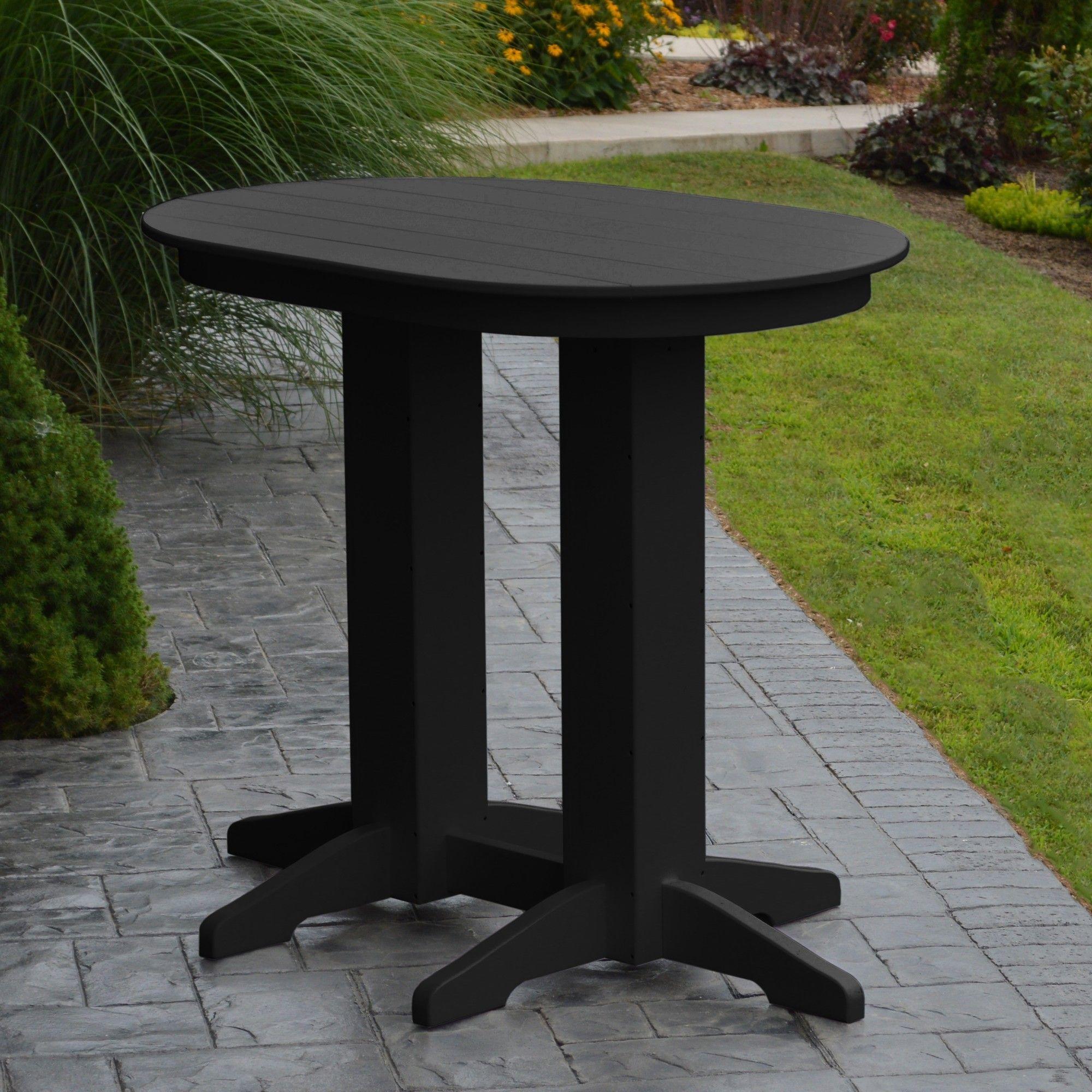 Poly Bar Table
