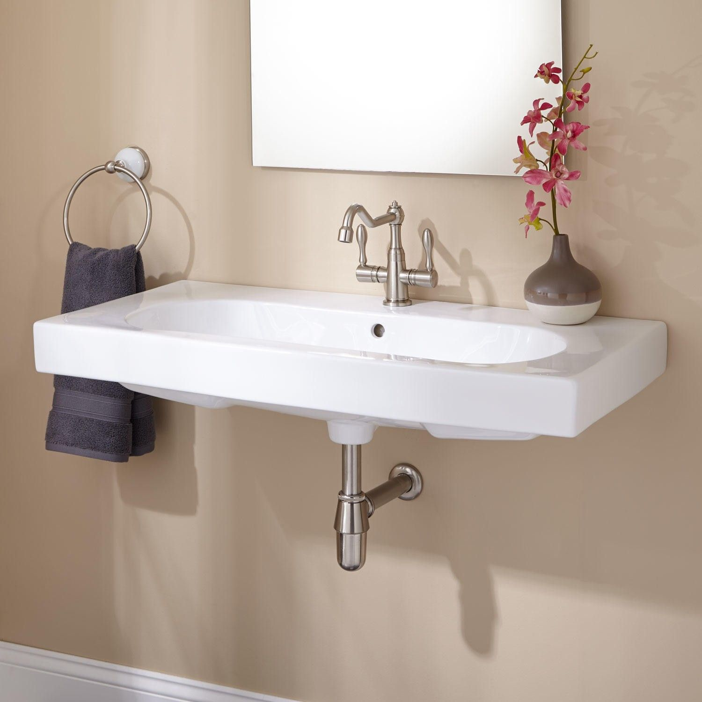 //www.signaturehardware.com/bathroom/bathroom-sinks/yaromir ... on wall mount porcelain sink, wall mount bathroom sinks, solid surface kitchen sinks, wall mounted faucets sink, bathroom sconces, contemporary wall mounted sinks, vintage look wall mounted sinks, bathroom vessel sinks, wall mounted bar sinks, kohler brand sinks, wall hung kitchen sink, wall mounted black sinks, drop in bathroom sinks, duravit bathrooms, wall mount sink with towel bar, travertine bathroom, bathroom downlights, wall mounted robe hooks, american standard bathroom sinks, wall mounted ceramic sinks, bathroom stainless steel sinks, glacier bay toilets and sinks, wall mount waterfall bathroom sink, wall mounted marble sink, glass bathroom sinks, wall mount bathroom vanity, porcelain bathroom sinks, wall mounted towel bars, stone bathroom sinks, wall mounted sink dimensions, pedestal bathroom sinks, wall mounted pedestal sink, wall mounted vanity tops, moen bathroom faucets, kohler bathroom faucets, copper bathroom sinks, wall mount copper sink,