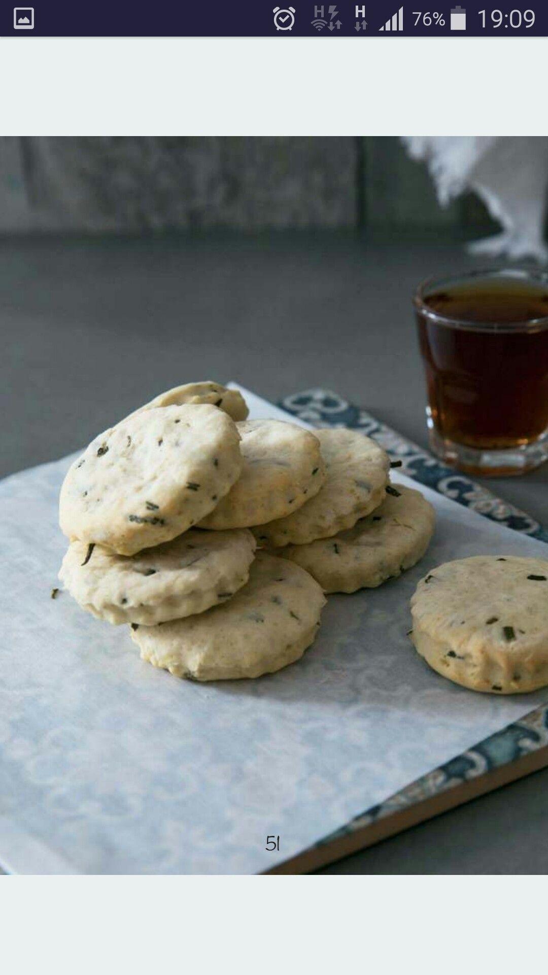 Biberiyeli kurabiye tarifi