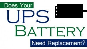 Does your UPS Battery need Replacement #UPSBattery #UPSBatteries #batteries #battery