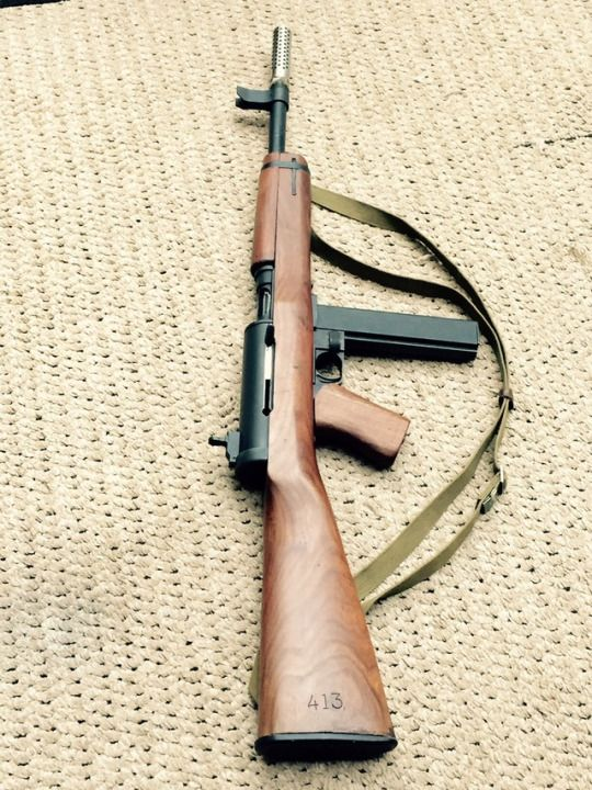 Inland M2 Hyde -  45 ACP These were made with the purpose to