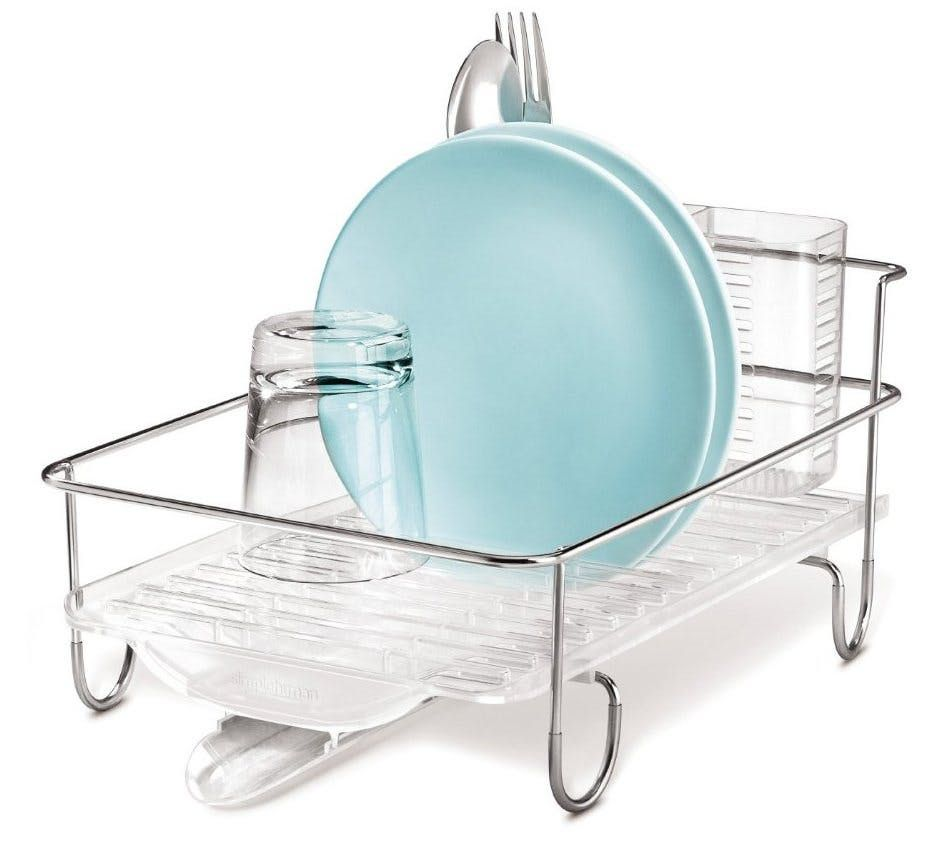 When You Need a Tiny Dish Rack for a Tiny Kitchen | Ideas For New ...