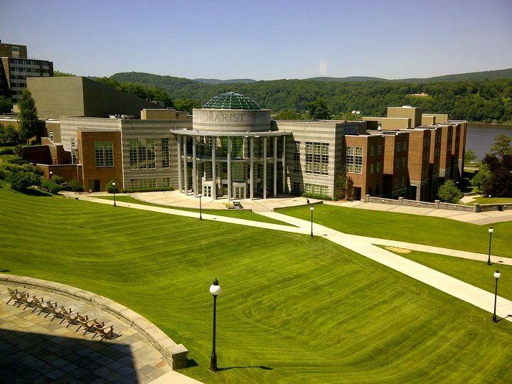 Marist College Poughkeepsie N Y Marist Pinterest College