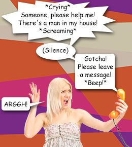 Voicemail greetings funny voicemail greetings m4hsunfo Image collections