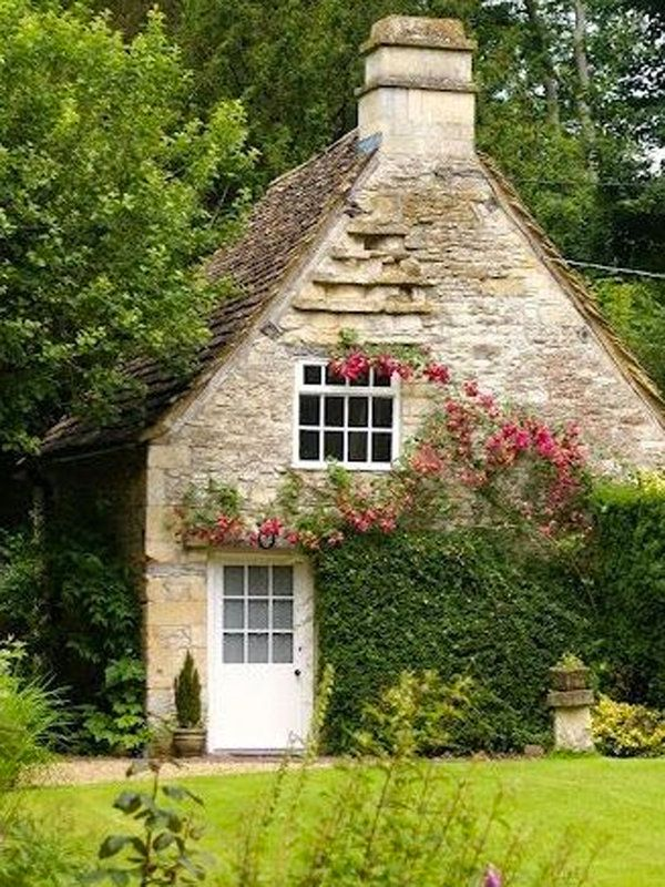 Las 10 mejores casas de campo casas de campo cottages - Casa diez decoracion ...