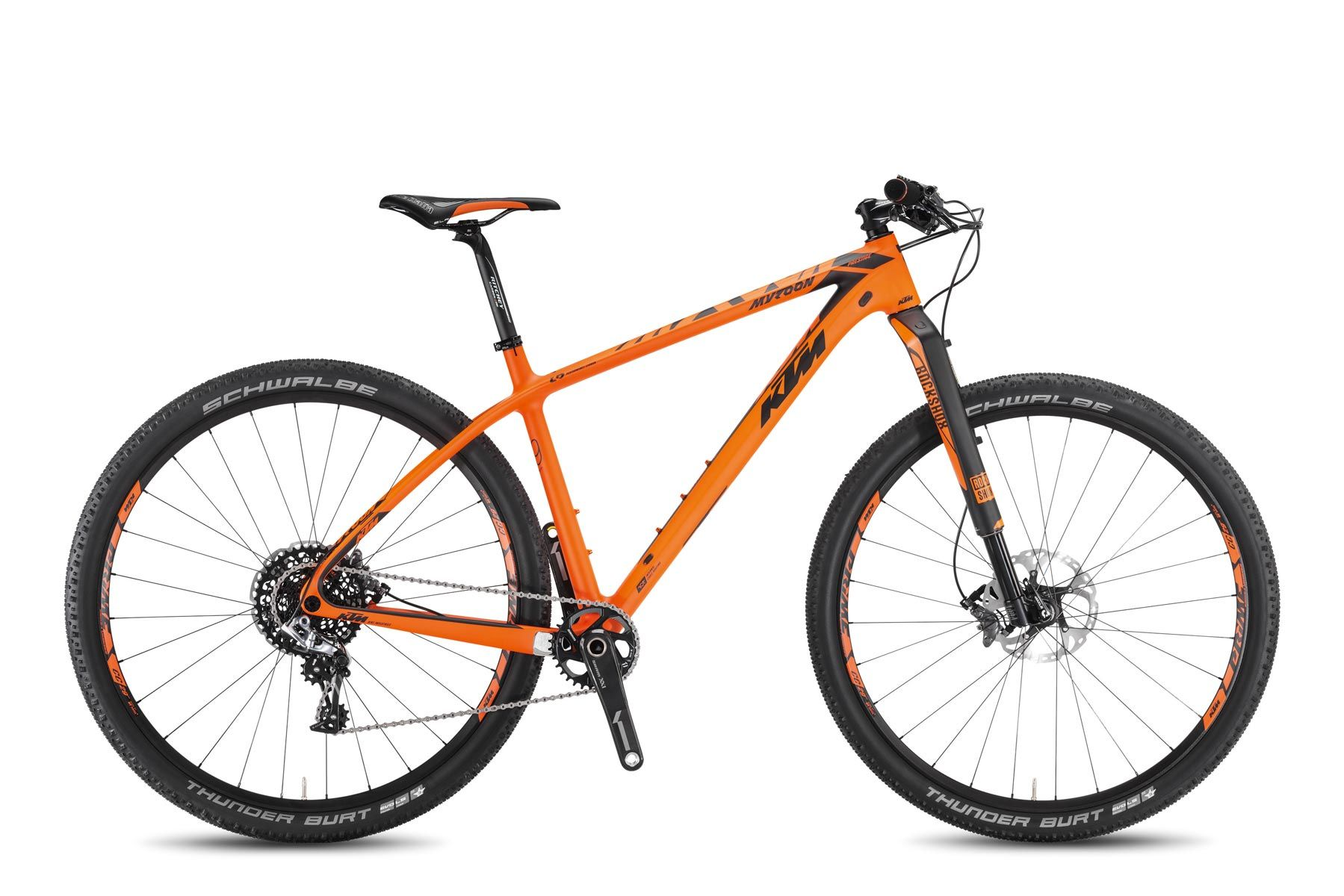 Hardtail Ktm Bike Industries With Images Ktm Mtb Bicycle