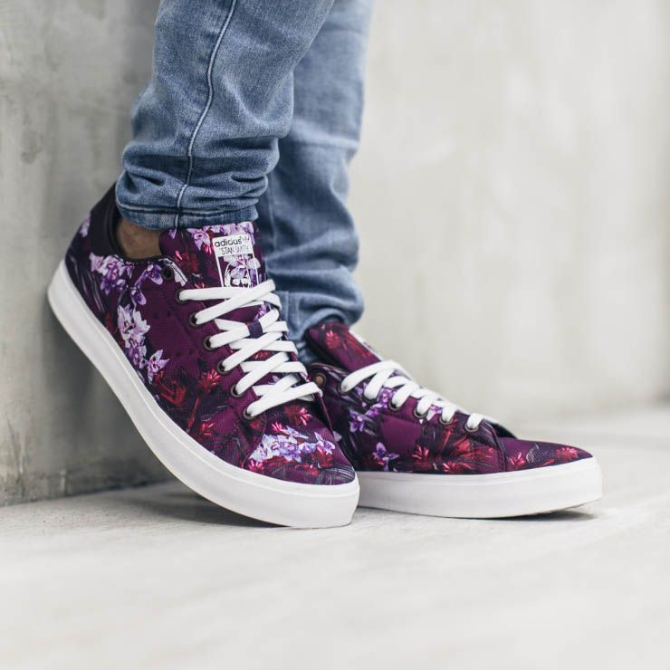 adidas stan smith floral