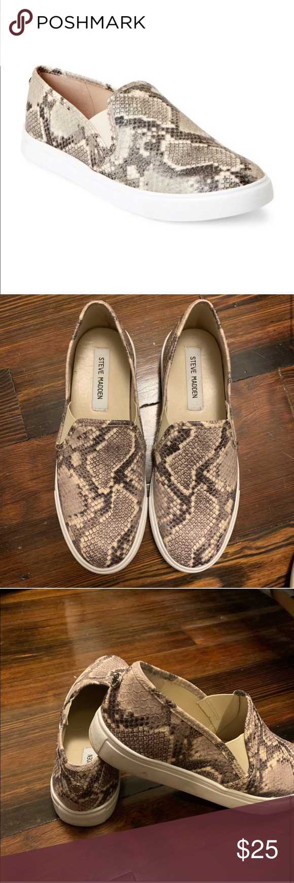 Steve madden shoes sneakers