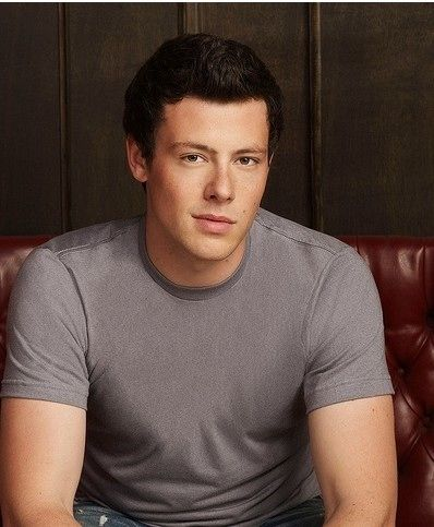 Cory Monteith.  The cutest, and most down to earth person on Glee. He will always be remembered.   Rest in peace