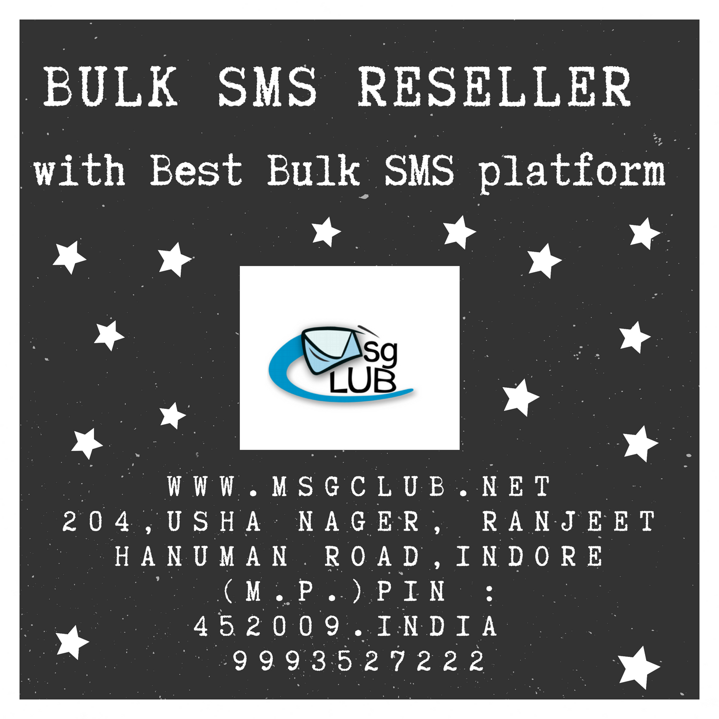 Bulk sms reseller best online business in india
