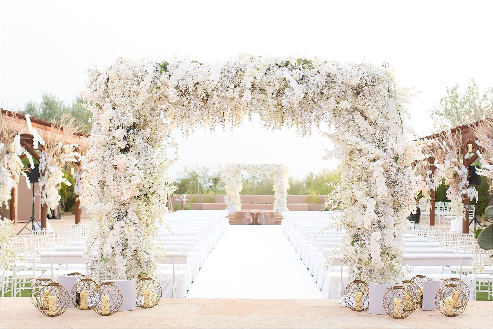 Four Seasons Troon North Scottsdale Wedding