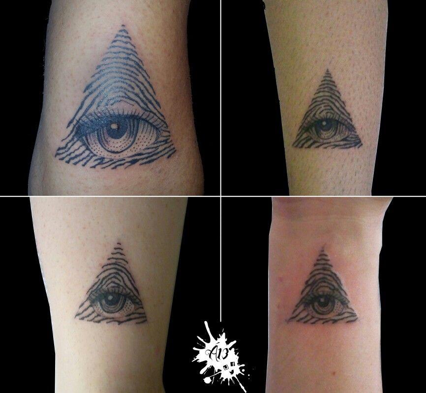 Tatuajes para amigos. Iluminatis.