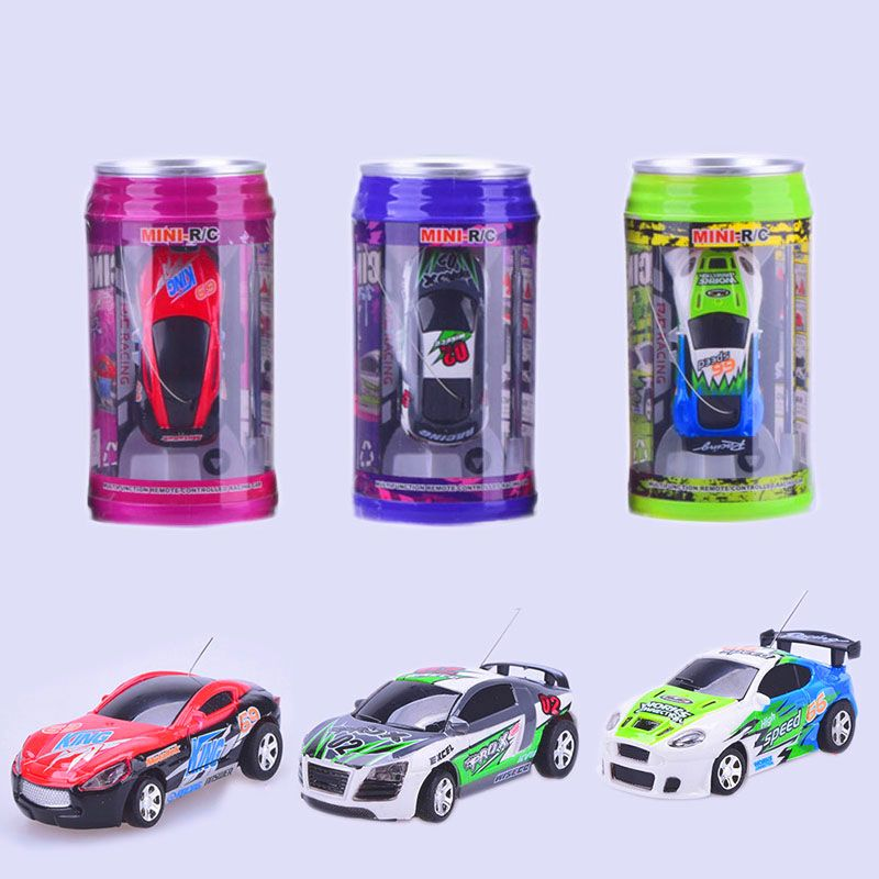 Click To Buy Micro Coke Can Mini Rc Car Speed Truck Remote Control Racing Vehicle Carrinho De Controle Remoto Electric Toy Micro Rc Cars Micro Rc Rc Cars