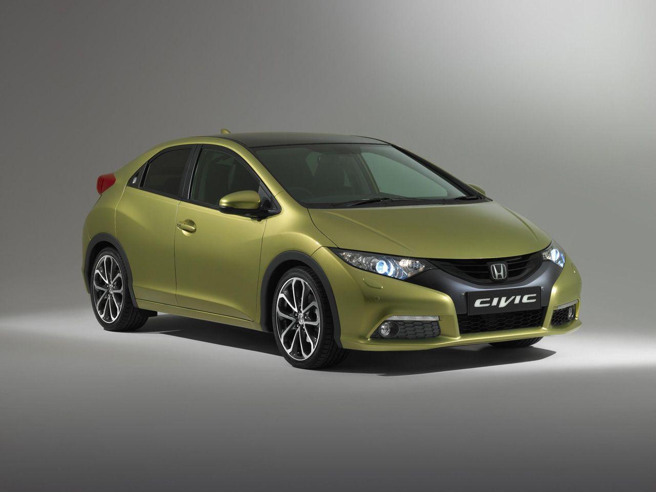 Honda Civic Europe Honda Civic Hybrid Honda Civic Honda Civic Hatchback