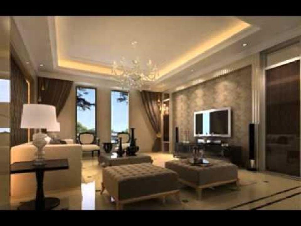 Wohnzimmer Decke Design Decken Ideen Fur Wohnzimmer Design Youtube