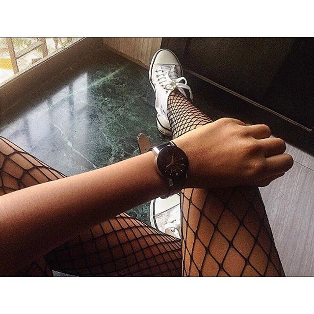 Make Every Second Count Shoe From Myntra Fishnet From Aliexpress Official Watch Make Every Second Count Shoe F Myntra Fishnet Fishnet Stockings