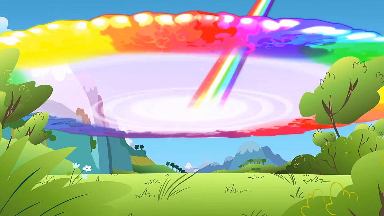 Sonic Rainboom Event Gallery Rainbow Dash My Little Pony I