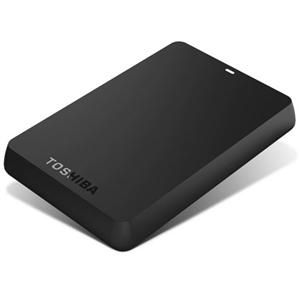 Adorama.com: Toshiba Canvio Basics 1TB USB 3.0 Hard Drive - 49.99 + free shipping