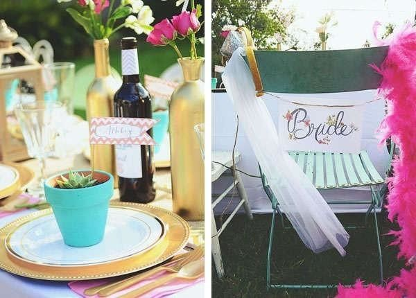 Hosting a bridal shower doesn't have to be complicated. Here are some easy ways to throw a great party that your friend will love!