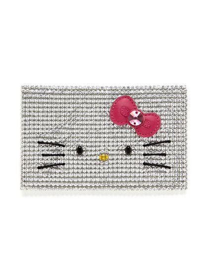 152f65972 Hello Kitty Card Holder by Swarovski Jewelry at Gilt | I Heart HELLO ...