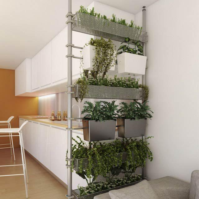 Cloison Solutio Espace De Verdure Castorama Room With
