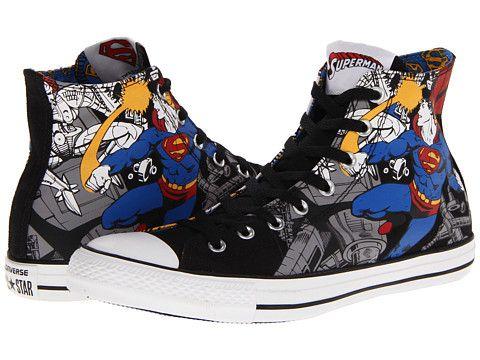 9cd425f07e32 Converse Chuck Taylor® All Star® Hi - DC Comics™ Coolest sneakers ever  )