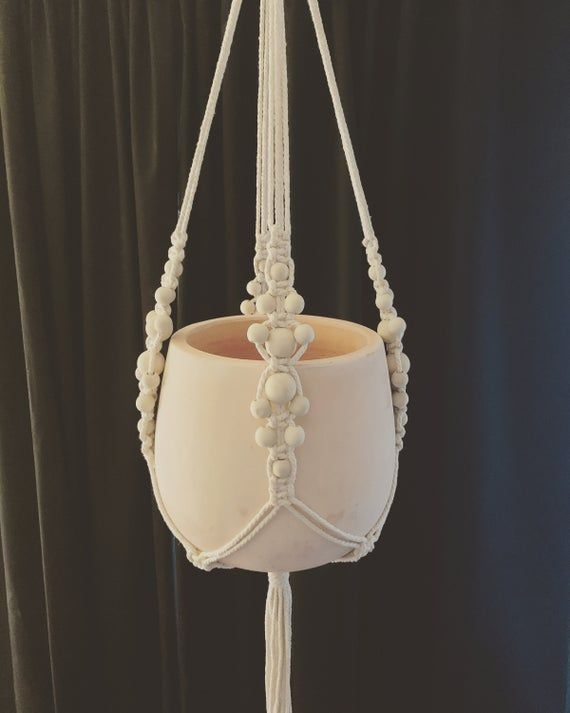 Photo of Macrame plans to hang up