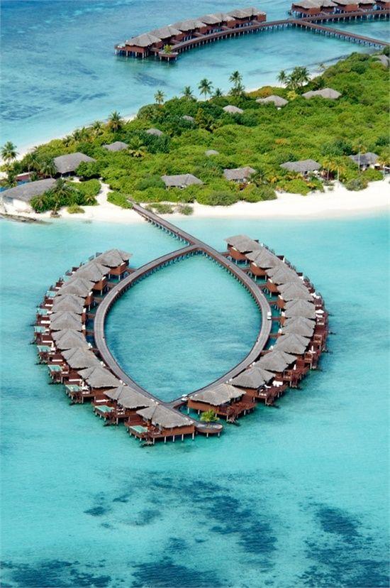 New Wonderful Photos: The Amazing Beach Island, Maldives