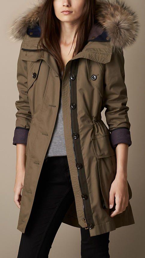 Women's Coats | Pea Coats, Duffle Coats, Parkas & more | Burberry ...