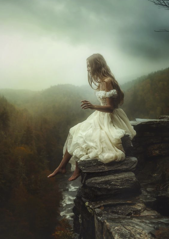 dreamy, #woman's portraiture, whimsical, ethereal ...