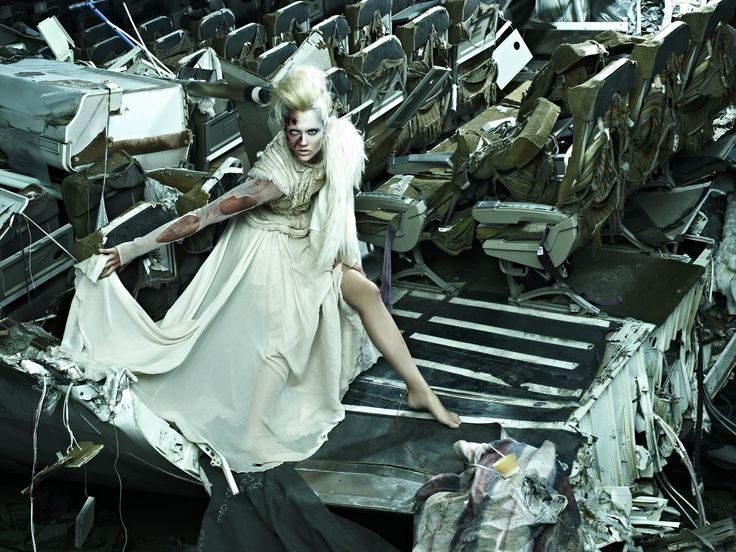 Antm Cycle 19 Laura Zombie Photoshoot By Ricky Middlesworth