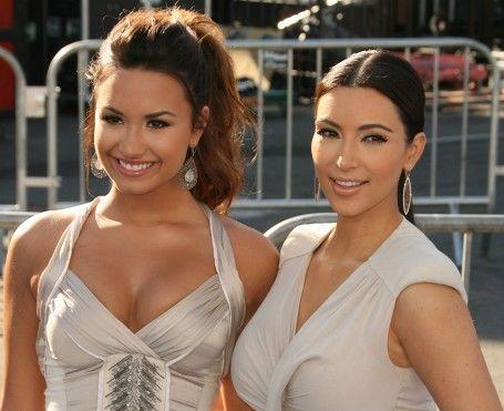 Demi Lovato Keeping Up With The Kardashians Spending Birthday At Kim Kardashian S Wedding