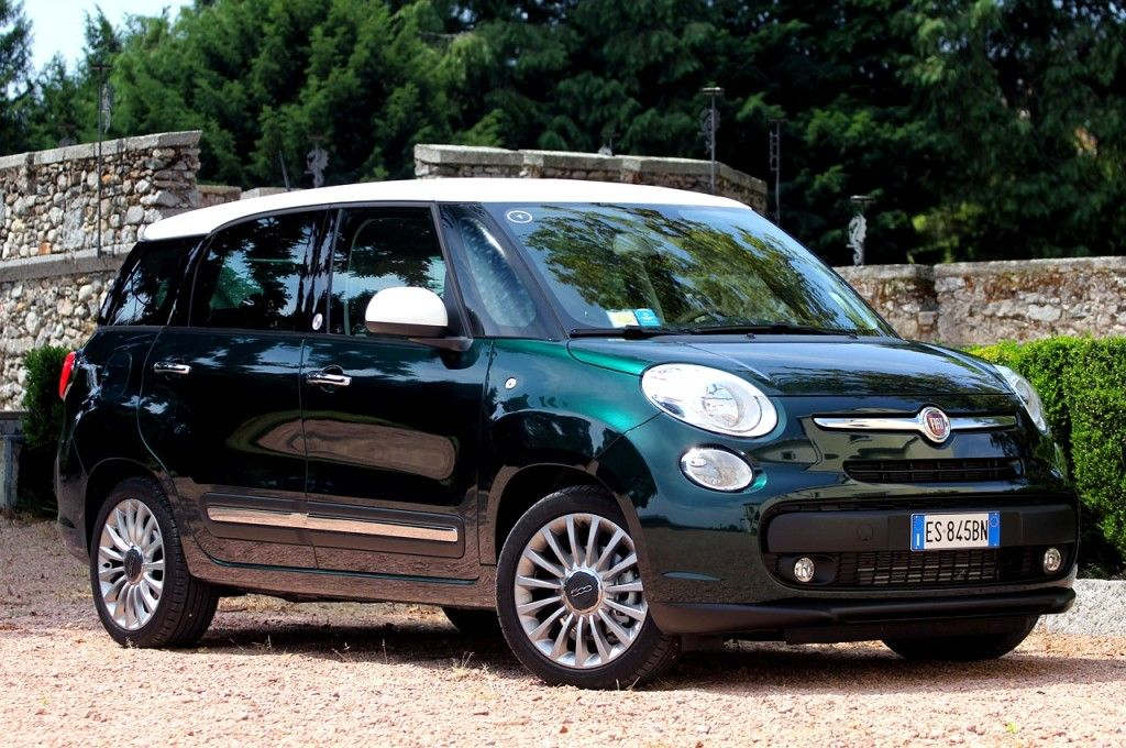 2015 Fiat 500l New Design Models