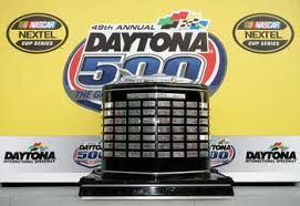 The Harley J Earl Trophy Is Presented To The Winner Of The Premier And Season Opening Event Of Na Daytona 500 Winners Daytona International Speedway Daytona