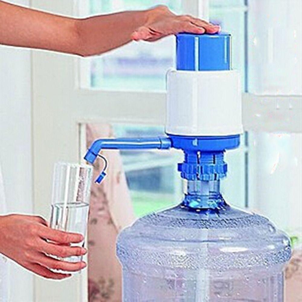 drinking water dispenser faucet. 5 Gallon Bottled Drinking Water Hand Press Manual Pump Dispenser Faucet  Tool home Kitchen