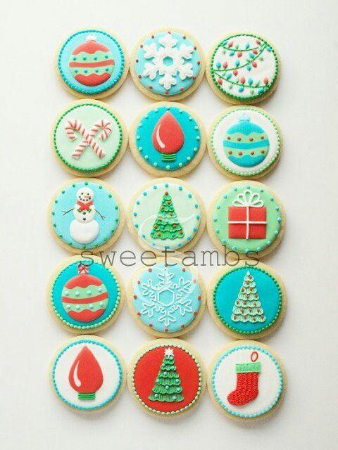 Christmas Cookies Sweet Ambs Cookie Central Christmas Sugar