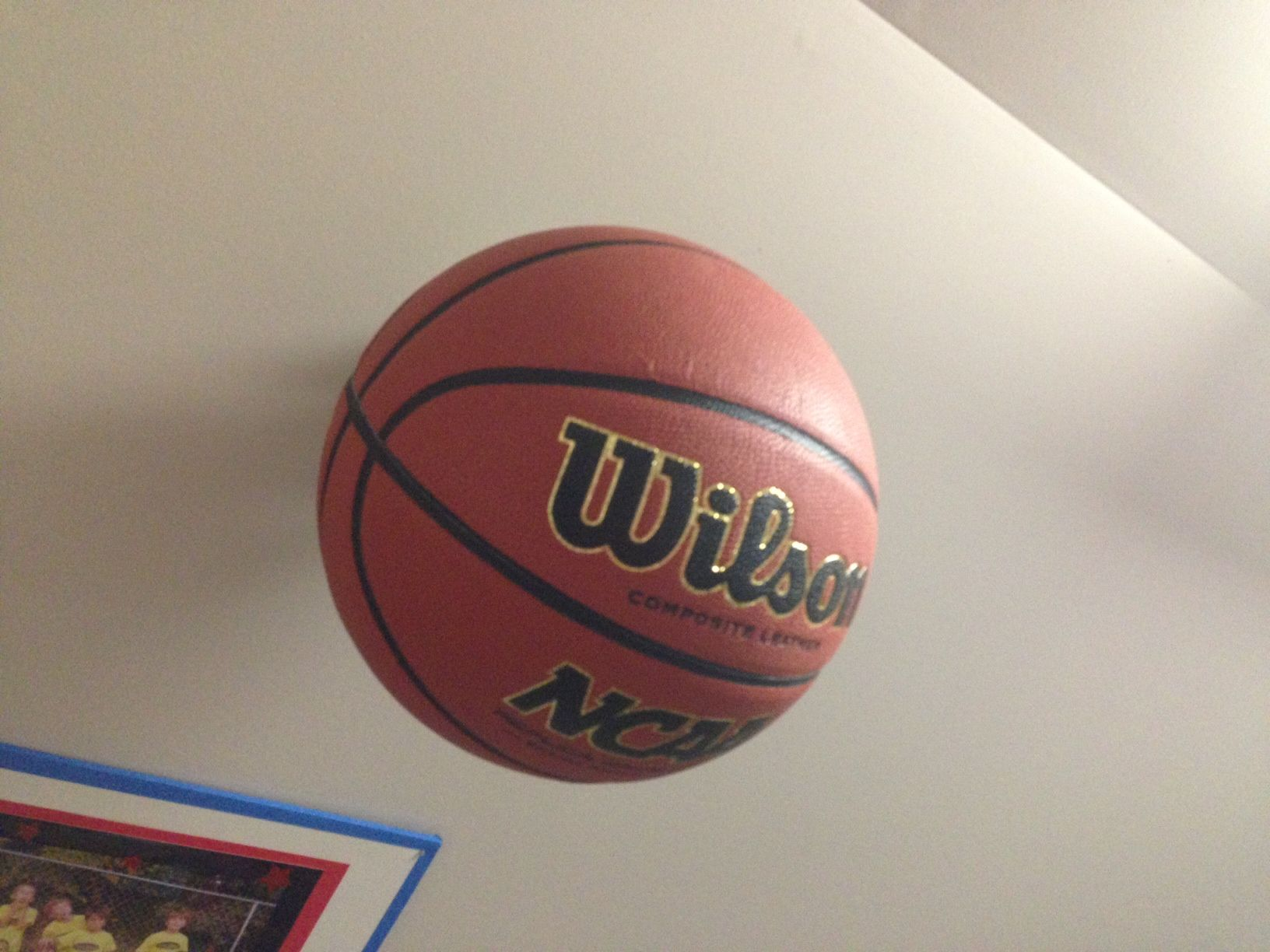 hang your basketball from your wall or ceiling 24 95 invisi