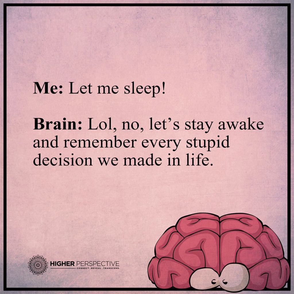 Pin by J L V on ME How to stay awake, Thoughts quotes