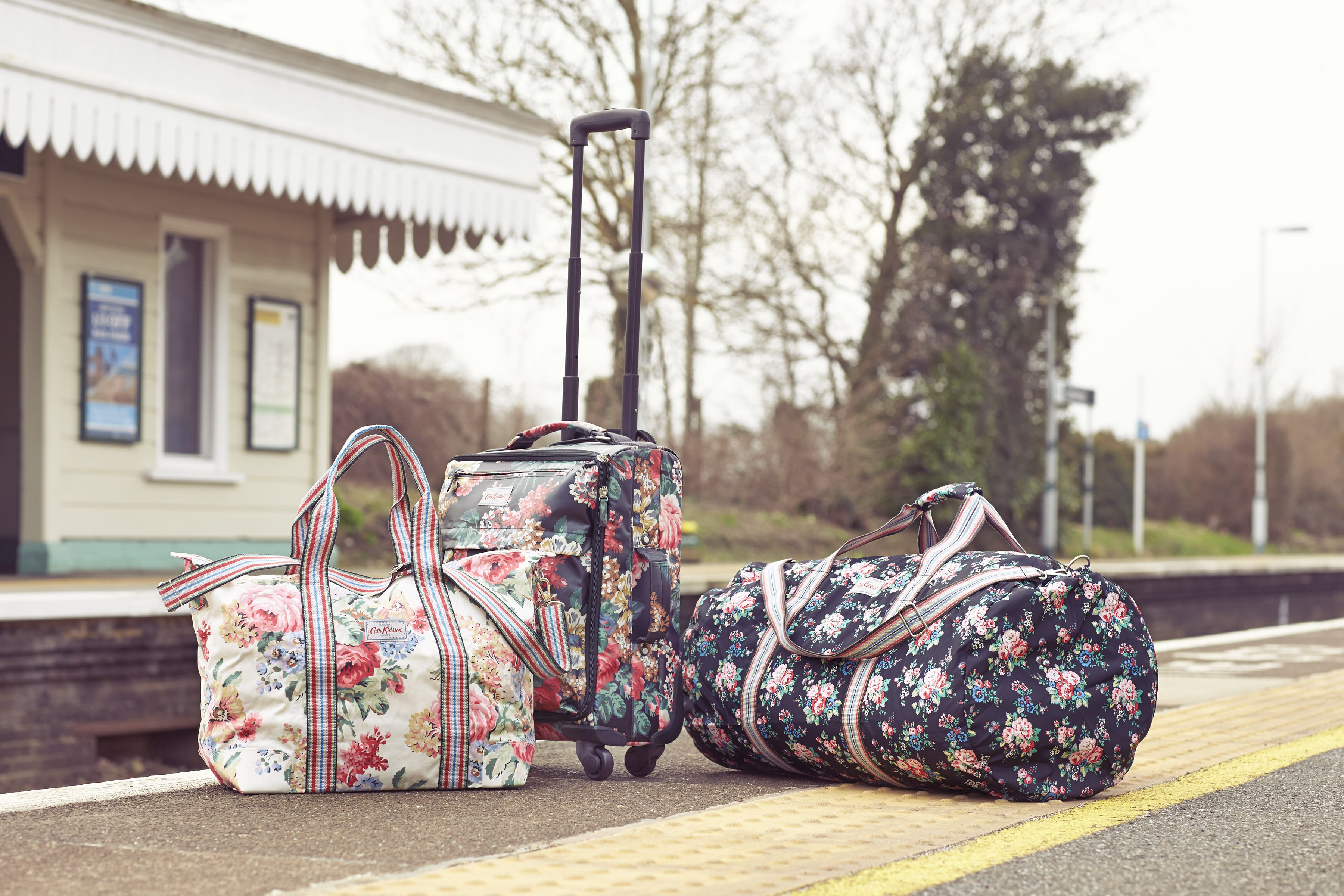 Travelling in Style | Cath Kidston AW15 |