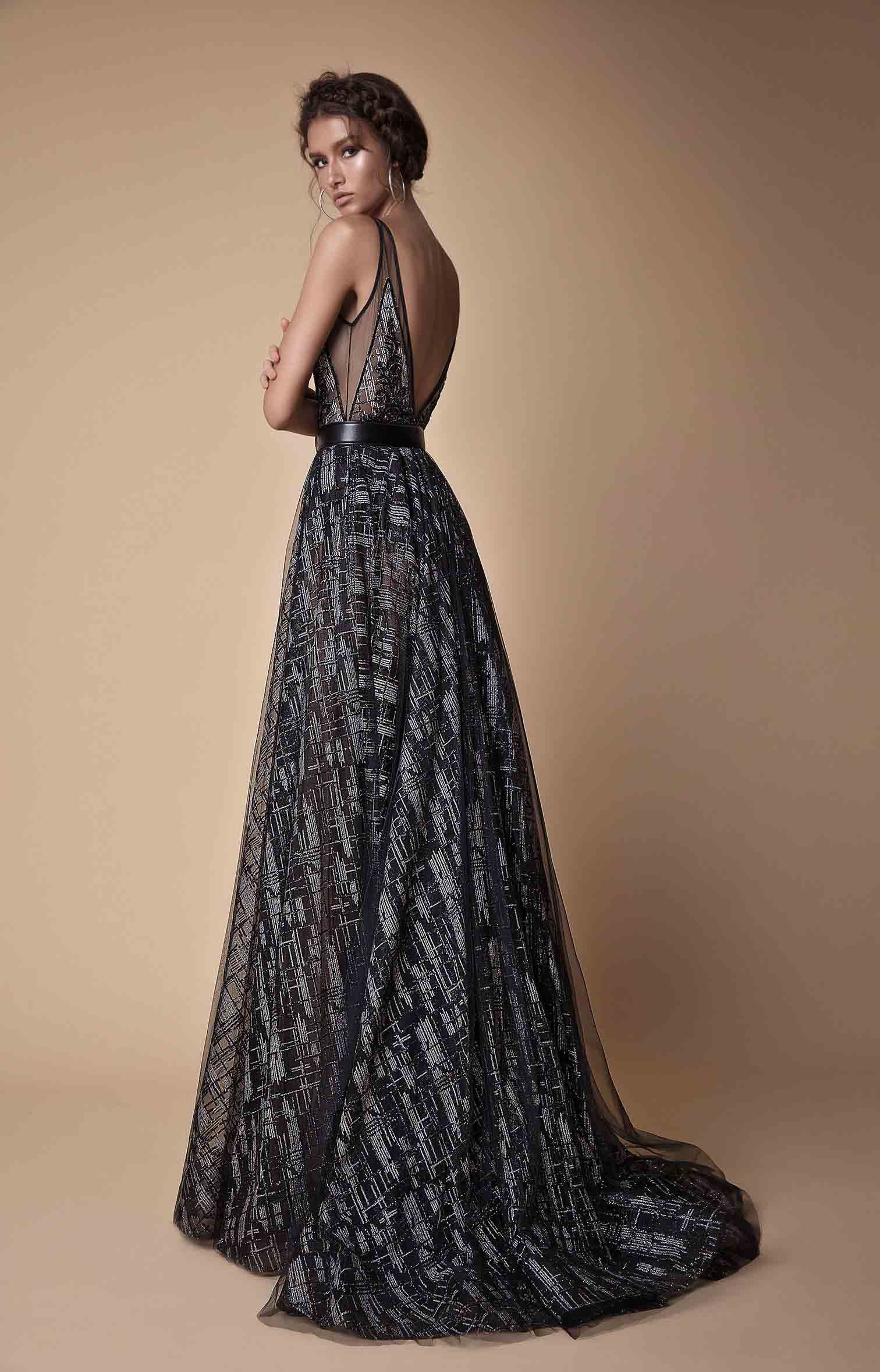 Flower print wedding gown  FW   Berta  Bridesmaids  Pinterest  Gowns Formal and