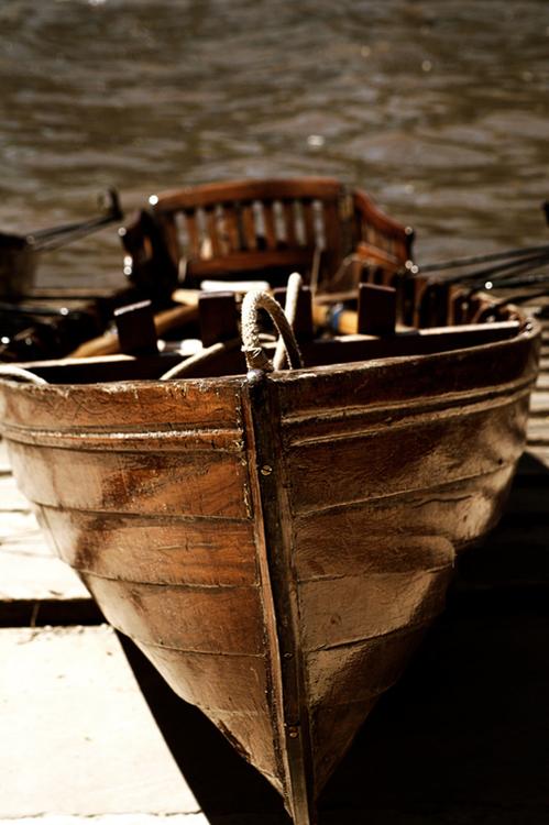 wooden boat via  Gentleman Scoundrel Tumblr
