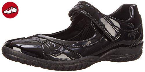 Freccia A, Sneakers Basses Femme, Noir (Blackc9999), 36 EUGeox